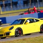 2015 Porsche GT3 Racing Yellow
