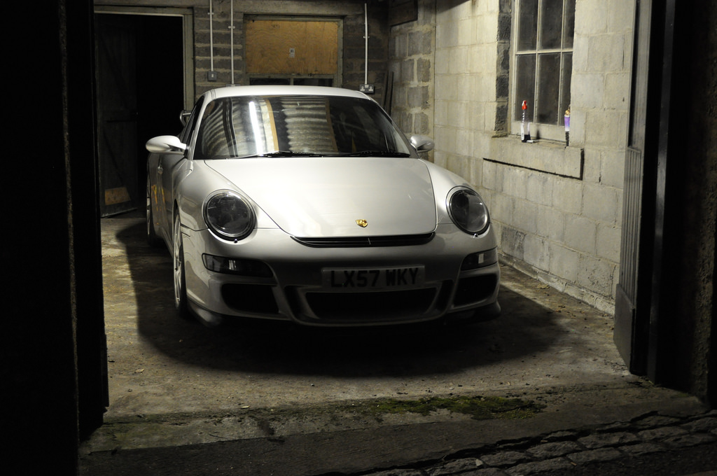 2007 997.1 GT3
