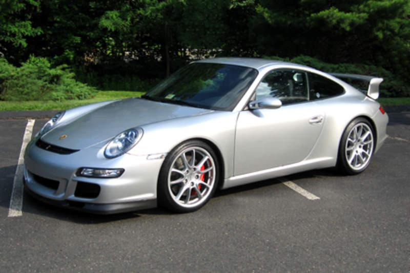 2007 Porsche 911 997.1 GT3