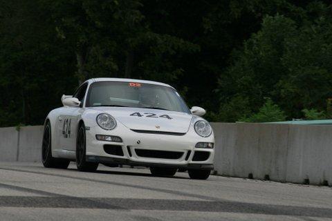 2007 Porsche 997.1 GT3